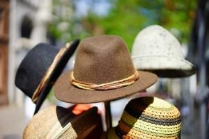 日焼け防止には帽子が効果的!メンズにもおすすめ!