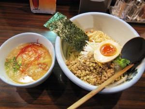 つけ麺の食べ方マイナー編