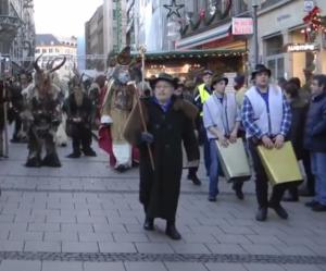 ミュンヘンのクリスマスマーケット2016!市庁舎が楽しいらしい?