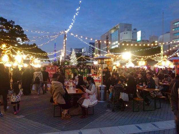 名古屋のクリスマスマーケット2016!ドイツ・北欧を栄で楽しめ!