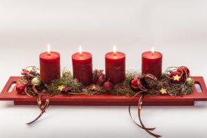 ドイツのクリスマスの過ごし方その1: 4週間前からカウントダウン