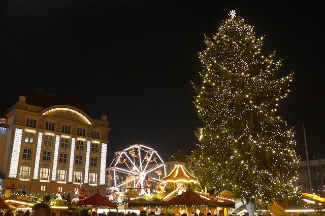 ドイツのクリスマスマーケット2016!発祥の地だから世界一です!