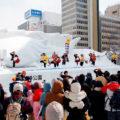 さっぽろ雪まつりは来場者数が凄い!今や世界のSapporoです!