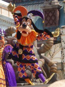 ディズニーランドのハロウィン2017!音楽とおばけと仮装の祭典!