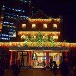 恵比寿のクリスマスマーケット2017!ガーデンプレイスで夢心地!